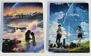 【未使用】君の名は。 スチールブック Blu-ray 日本語収録 DVD 新海誠 Your Name スチブ RADWIMPS