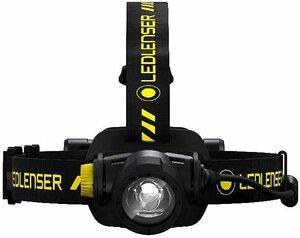 Ledlenser(レッドレンザー) H Workシリーズ LEDヘッドライト USB充電式 [日本正規品] 明るさ1000ルーメン/点灯時間60h/充電式 H7R Work