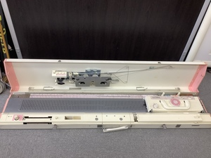 ! including in a package un- possible brother Brother knitter PUNCH9 KH-260 Junk @H858