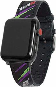 初号機(パープル) 44/42mm [エヴァンゲリオン レーシング] apple watch アップルウォッチ スマートウォッチ