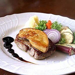 仔牛肉とフォアグラのステーキ ロッシーニ トリプルセット 冷凍