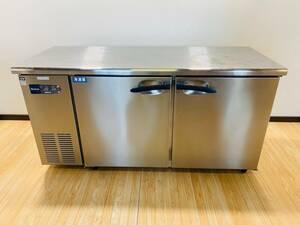 ☆大和冷機/業務用冷凍冷蔵庫/5061S-EC/2015年製/W1500×D600×H800/100V/動作確認済/愛知県~