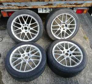 Racing SPARCO レーシングスパルコ CRIMSON クリムソン 215/50/R17 7JJ pcd100/5H ホイール タイヤ 4本セット