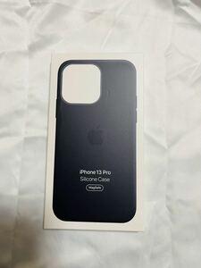 MagSafe対応iPhone 13 Proシリコーンケース - ミッドナイト