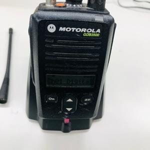 モトローラ デジタル簡易無線機 GDB3500 廃局済 MOTOROLA モトローラ 簡易無線免許局[管理番号:5277]