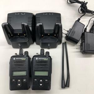 モトローラ デジタル簡易無線機 GDB3500 2台セット 廃局済 MOTOROLA モトローラ 簡易無線免許局 デジタル65ch アナログ35ch[管理番号:5604
