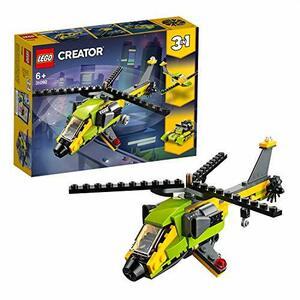 レゴ(LEGO) クリエイター ヘリコプター・アドベンチャー 31092 知育玩具 ブロック おもちゃ 女の子 男の子