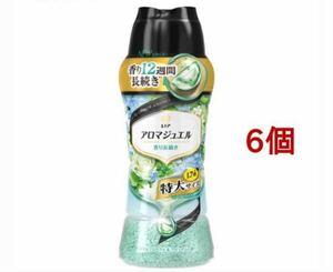 レノア ハピネス アロマジュエル パステルフローラル&ブロッサムの香り 特大サイズ(805ml*6個セット)