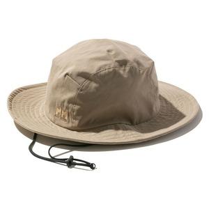◎ヘリーハンセン アドベンチャー ハット トレッキング ベージュ L 登山 帽子 アウトドア UV 撥水 AW91902
