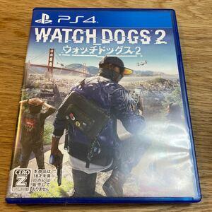 ウォッチドッグス2 PS4ソフト WATCH DOGS 2