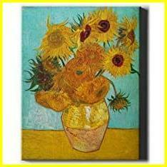 【Lacedusa】現代アートパネル ヴァンゴッホの作品 100%色再現 油絵風景画 複製名画 印象派油絵 壁掛け絵画 壁飾り 飾り絵