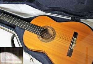 美品 CONDE HERMANOS コンデ エルマノス フラメンコギター 2002年製 FELIPE V ハードケース付属 NN0808 061