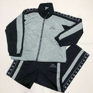 ★ Kappa カッパ 上下 セットアップ ジャージ トラックジャケット パンツ M