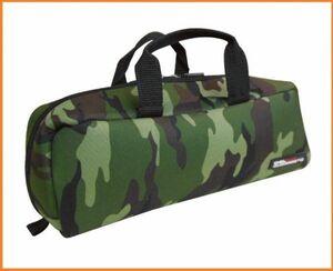 特別価格!DBLTACT トレジャーボックス ツールバッグ DTQ-S-CA 迷彩 道具入れ 横長 バッグ 工具バッグ 両D0B2
