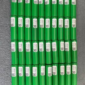 AquaPC★送料無料 DIYリサイクルセル大容量 LG製 INR18650型 リチウムイオン電池 3100mAh 40本★