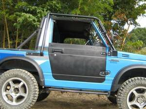 * Jimny sj30/ja51/ja71/ja11 J's* outer roll cage DT3 [ private person sama addressed to delivery un- possible : delivery trader stop in business office limitation ]