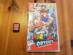 スーパーマリオオデッセイ Nintendo Switch