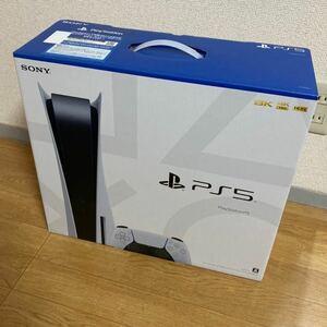 【新品 未開封】PS5 PlayStation5 プレイステーション5 ディスクドライブ搭載モデル CFI-1100A01
