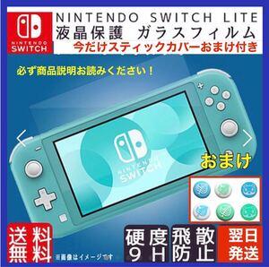 任天堂switch ライト 本体 保護フィルム ガラスフィルム