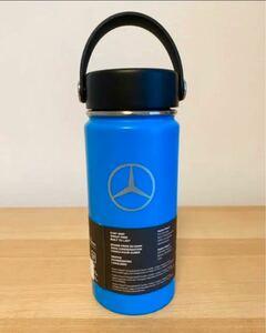 真空ボトル 保冷 保温 ハイドロフラスク×メルセデス 473ml 新品