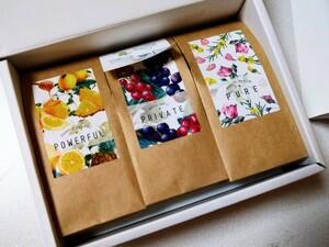 新品 P-EAT フルーティールイボスティー 紅茶 ギフト 詰め合わせ ティー Tea ハーブティー フレーバーティー セット