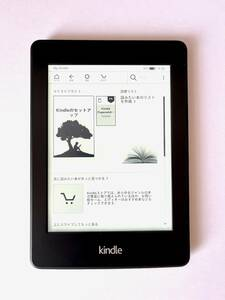 free shipping! used beautiful goods! Kindle Paperwhite ( no. 6 generation ) -Wi-Fi