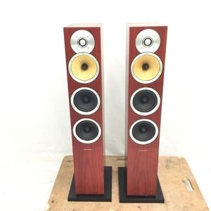 【引取限定】Bowers&Wilkins トールボーイ 3ウェイス スピーカー CM8 ペア 趣味 音響機材 中古 直 Y5913021