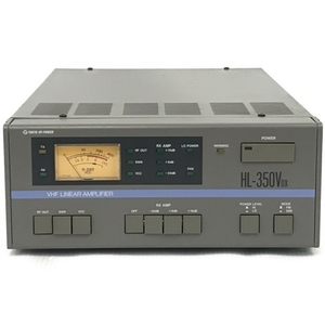 TOKYO HY-POWER HL-350VDX 2m 144MHz リニアアンプ パワーアンプ アマチュア無線機 東京ハイパワー 中古 ジャンク N5960457