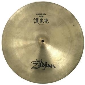 ZILDJIAN Avedis CHINA BOY HIGH 18/45cm チャイナ シンバル ドラム 打楽器 中古 N5935922