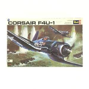 revell グンゼ F4U-1 コルセア 1/32 スケール 航空機 模型 レベル ジャンク Y5902644