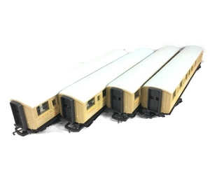 HORNBY R4333 客車 計4両セット HOゲージ 鉄道模型 ジャンク S5984046