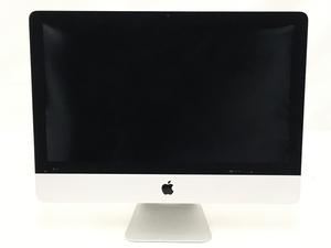 Apple iMac 21.5インチ Mid 2010 一体型PC Core i3 CPU 540 3.07GHz 12GB HDD 500GB ATI Radeon HD 4670 High Sierra 訳有 中古 T5936005