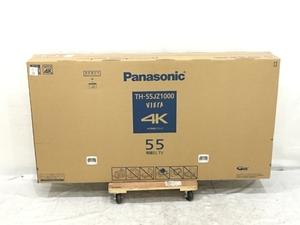 Panasonic TH-55JZ1000 55型 有機EL テレビ 大型 4K 未開封 未使用 楽直 K5914839