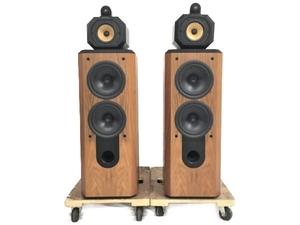 【引取限定】 B&W Matrix 802 Series3 3ウェイ バスレフ型 スピーカーペア 音響機材 オーディオ Bowers & Wilkins ジャンク 直 Y5929297
