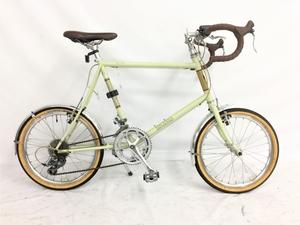 【引取限定】 BRUNO MINI VELO 20 ROAD 自転車 ミニベロ ブルーノ 中古 直 Y5941892