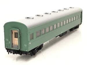 天賞堂 57046 スロ54 青大将 特急 つばめ 増結用 鉄道模型 HOゲージ 中古 美品 T5964338