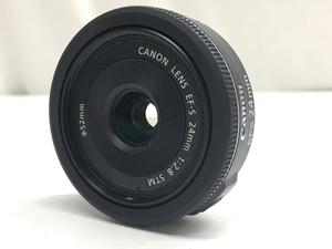 Canon EF-S 24mm F2.8 STM レンズ カメラ キャノン ジャンク F5957808