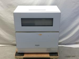 Panasonic NP-TZ200-W 食洗機 食器洗い乾燥機 2019年製 パナソニック 家電 中古F5967237