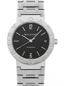 中古 【BVLGARI】ブルガリ『ブルガリブルガリ』BB33SSAUTO メンズ 自動巻き 1ヶ月保証