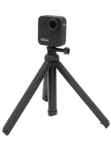 中古 【GoPro】ゴープロ『MAX』CHDHZ-201-FW 5.6K30/24ビデオ 全天球撮影 グリップ+三脚付属 360°アクションカメラ 1週間保証