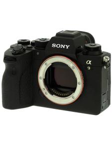 中古 【SONY】ソニー『α9 II ボディ』ILCE-9M2 2420万画素 フルサイズ Eマウント 4K動画 SDXC ミラーレス一眼カメラ 1週間保証