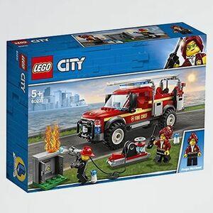 新品 好評 シティ レゴ(LEGO) F-36 おもちゃ 男の子 特急消防車 60231 ブロック