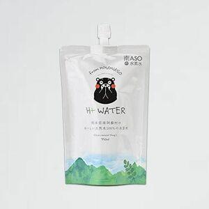 新品 好評 くまモンパッケ-ジ 南ASOの水素水 C-EW シリカ55mg/l (330ml×20本セット)