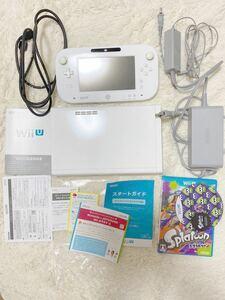 WiiU BASICセット スプラトゥーンソフト