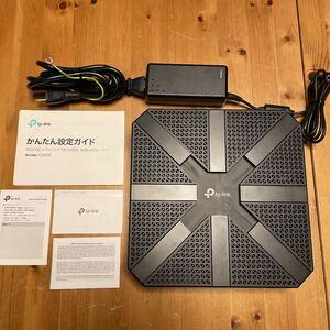 TP-LINK ARCHER C5400 wi-fiルーター 美品完動品 送料込
