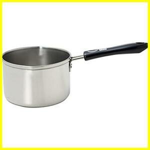★大特価★IH対応 ステンレス 13cm デイズキッチン QW789 ミルクパン 日本製 パール金属 H-5171