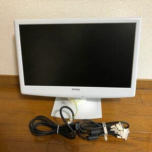 【値下げ可】PCモニター EPSON 18.5型ワイドTFT液晶ディスプレイ