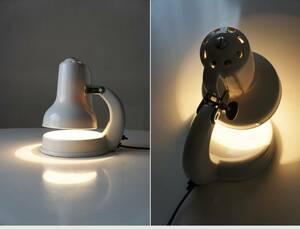 ドイツ 希少 ランプ 陶磁器 ライト 工業系 アトリエ インダストリアル 古道具 バウハウス アンティーク / GRAS JIELDE