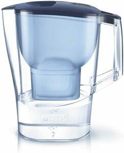 【期間限定】ブリタ 浄水器 ポット 浄水部容量:2.0L(全容量:3.5L) アルーナ XL ブルー マクストラプラス カー0EMW