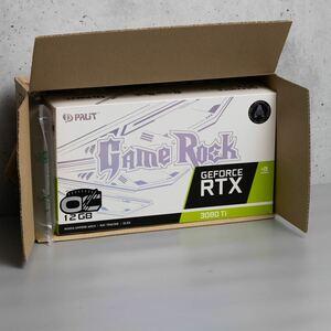 新品未使用 RTX 3080Ti Palit Game rock OC 12GB
